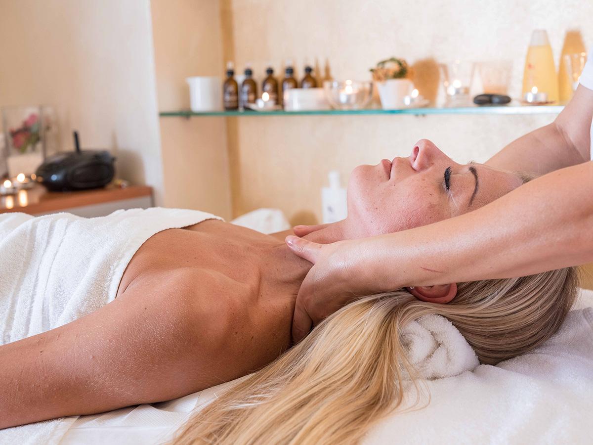 Massaggi ed estetica