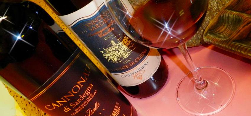 Dal Cannonau al Moscato
